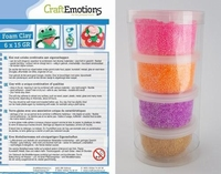 Craftemotions set Foamball clay 1502 Girl