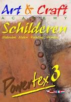 Powertex DVD 3 Geavanceerde schildertechnieken dubbele DVD