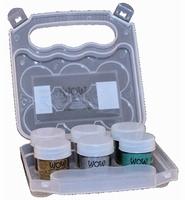 WOW! Kit Case Empty ZAC6 voor 6 embossing poeders