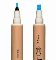 ZIG TC-3200 Emboss transp. Calligraphy pen / 2 punten