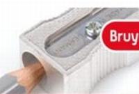 AANBIEDING Bruynzeel potloodslijper 0400 in kunststof doosje