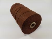 Macrame touw 2mm/43meter 890030_3202 Bruin