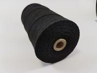 Macrame touw 2mm/43meter 890030_3203 Zwart