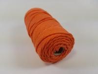 Macrame touw 2mm/43meter 890030_3205 Oranje