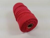 Macrame touw 2mm/43meter 890030_3206 Rood