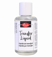 VIVA Decor 1268.000.06 Transfer Liquid transparant 30ml