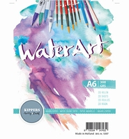 Kippershobby 1097 WaterArt Aquarelpapier A6 20 sheets