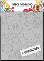 Dutch Doobadoo Greyboard 492.500.003 A6 Tandwielen