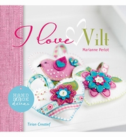 I Love vilt, Marianne Perlot isbn: 9043915885 Gebonden 17,5cm