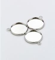 H&C Fun 12332-3220 Hanger with 1 eye rond 20mm/3 stuks