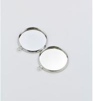 H&C Fun 12332-3221 Hanger with 1 eye, rond 25mm/2stuks
