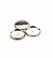 H&C Fun 12332-3231 Cover with 1 hole rond 20mm/3stuks