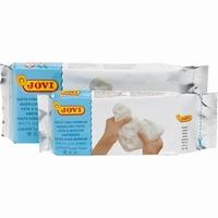 Jovi Air Dry Witte boetseerklei 500gram/ art.85 / 569000