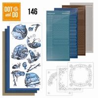 DOT and DO set 146 Winter Owls