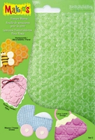 Makin's texture sheets SetC art.38003 Honingraad 17,5 x 11,5 cm