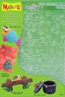 Makin's texture sheets SetD art.38004 Schubben, hout, ster