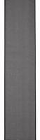 VIVANT Organza lint 5065.5007.85 Zwart 7mm woven edge