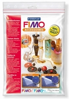 FIMO texture sheet set 874401: Barok en Art nouveau