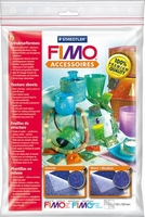 FIMO texture sheet set 874402: Oriental en Meadow 168x150mm