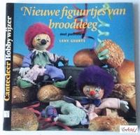 Cantecleer Hobbywijzer 127 Nieuwe figuurtjes van Brooddeeg