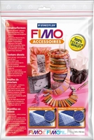 FIMO texture sheet set 874406: Lace trim en Decorative trims 168x150mm