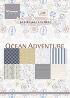 MD Paperpad A5 PK9162 Ocean adventures