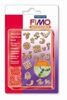 FIMO duwvorm/pushmold 8725-08 Ornamenten