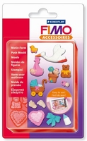 FIMO siliconen duwvorm/pushmold 8725-05 Baby