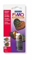8709-01BK FIMO metallic poeder brons 10 gram