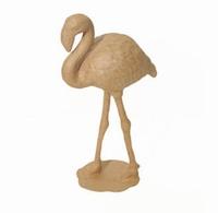 Decopatch SA134O Papier-mache Flamingo