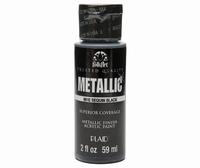 Folk Art metallic acrylverf 661 Sequin Black