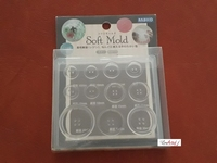 Padico Soft mold ML177 Buttons/knopen