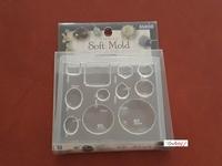 Padico Soft Mold ML049 Diamond cut