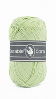 Durable Coral katoen 2158 Light-green