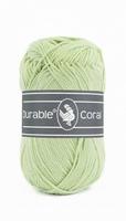 Durable Coral haakkatoen 2158 Light-green