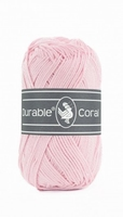 Durable Coral katoen  386 Rosa