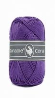 Durable Coral haakkatoen  270 Purple