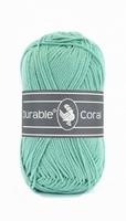 Durable Coral haakkatoen  338 Aqua
