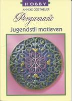 LRV Kreatief Pergamano Jugendstil motieven, Anneke Oostmeije