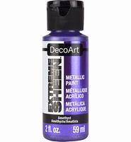 DecoArt metallic acrylverf DPM18 Extreme Sheen Amethyst