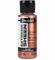 DecoArt metallic acrylverf DPM03 Extreme Sheen Rose Gold