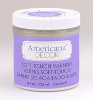 Deco Art Americana Decor: Soft Touch Varnish Satin ADM03-20