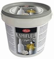 VIVA Decor 1295.100.78  Kamiefleur paper clay emmer 1 liter