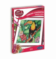 Art&Creations HG322028 Diamond Canvas Toucan / Toekan