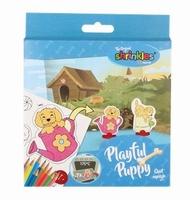 Shrinkles mini pack ZMT01-054 Playful Puppy NIEUW