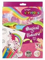 Shrinkles groot pakket ZMT002-006 Magical Unicorn NIEUW