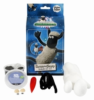 Creotime Silk Clay Shaun het schaap DIY kit 100782 Shaun