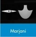 Marjani (Styropor) japon 30x28cm