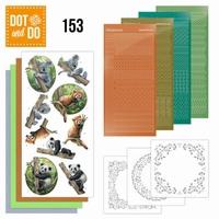 DOT and Do set 153 Wild Animals