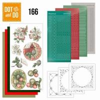 DOT and Do set 166 Christmas Decorations